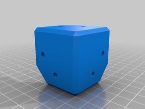 Brackets for Acrylic Box Enclosure