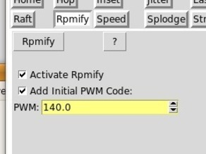 rpmify plugin for skeinforge