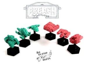 Breach: Starships Series 2
