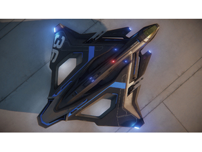 Star Citizen Aegis Sabre Raven