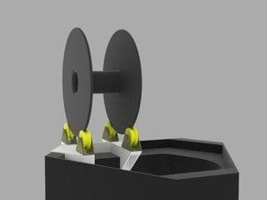 filament holder for flux (flux料架)