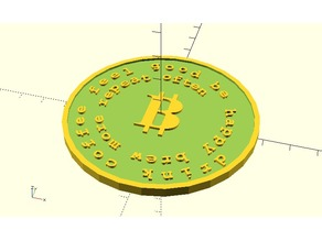 Bitcoin seed coin