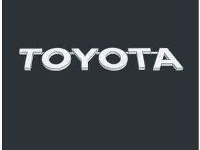 Toyota Logo Badge for Tacoma Tundra Land Cruiser 4Runner
