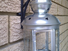 tea candle lantern holder