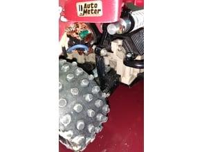 Marui Hunter rear suspension linkage