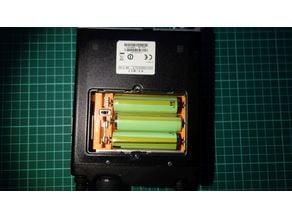 Yaesu FT-817 3x18650 battery holder