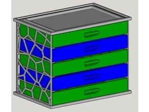 Economical Drawers for Arduino Hardware Storage