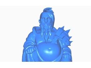 Fortnite Ragnarok Buddha (Fortnite Collection)
