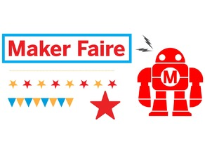Maker Fair Decals