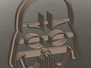 Darth Vader Gingerbread Cutter