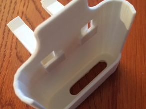 HTC One M7 Phone Cradle Vent Mount System
