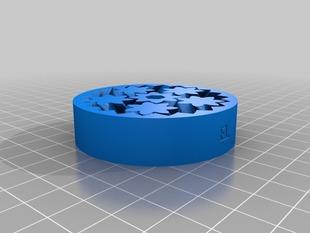 Gear Bearing (printable on Thing-O-Matic)