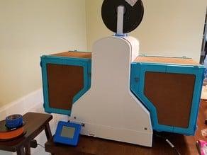 Robo3D R1+ Printable Enclosure