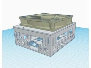 RuRamps4D case with FAN 120mm