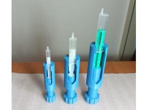 Syringe Screw Feeder