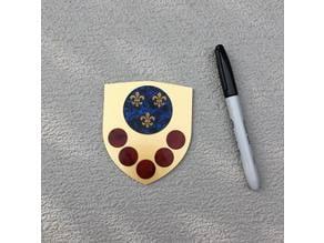 Medici First Player Marker