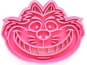 Cheshire Cat cookies cutter