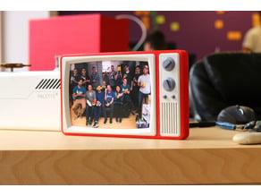Multi-Color TV Picture Frame