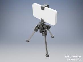Smartphone tripod version 2