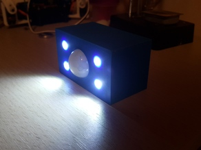 mini motion sensor lamp