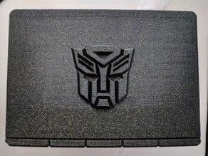 Secret Transformer Box - Autobot Logo