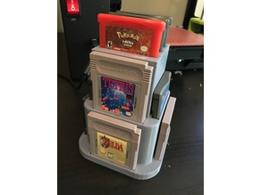 Game Boy Game Display Tower