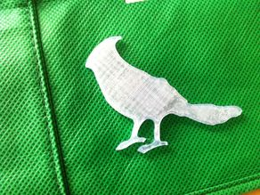 Put a bird on it art set