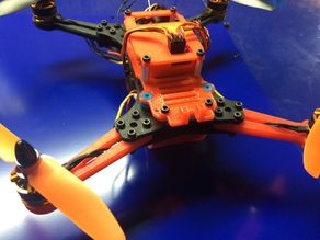 The Warthog- 3D Printed FPV Racer for Beginners