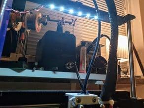 MPSM X Gantry Brace with LED holder
