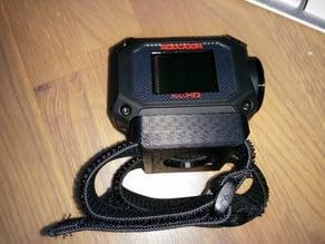 Action camera wrist mount