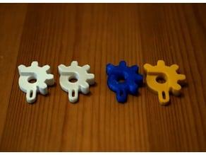MeArm v1 Claw Gear