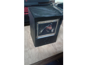 Commander Deck Box with General Slot