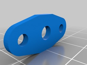 BL Touch Shims, 1mm and 2mm