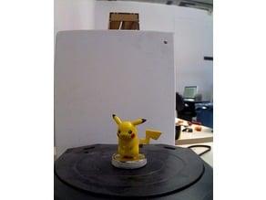 Pikachu Escaneado