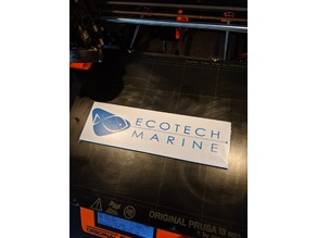 Ecotech Marine Logo - MMU / Multicolor