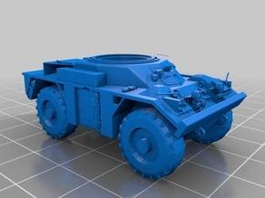 Fox armoured car (British)