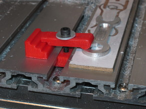 Clamp set for 4030 CNC router