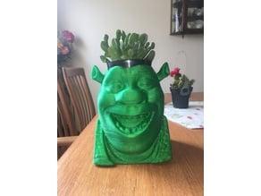Shrek Planter