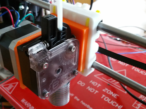 E3d Titan Direct drive mount for Prusa I3