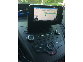 2018 Ford Escape Phone Holder
