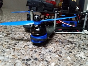 10 degree angle motor mounts - QAV250