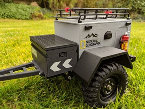 1:10 scale offroad trailer for crawlers