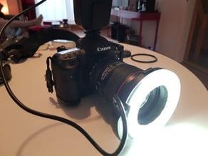 Canon EW-83 adaptor for MEIKE MK-FC110 LED Macro Ring Flash