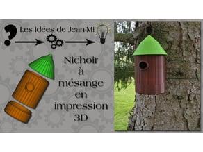Nichoir à oiseaux ( Birdhouse )