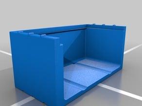 Matchbox Hot Wheels display box