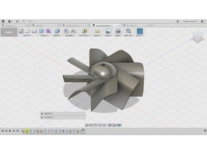 ducted fan assembly