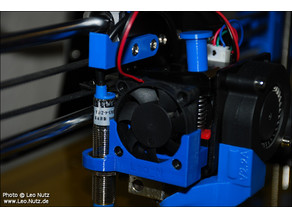 ANET A8 FAN & Rear 12mm Sensor Mount