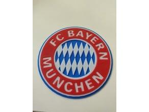 Bayern München Logo - Ready for Multicolor