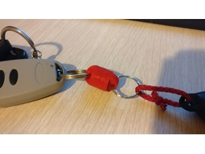 Magnetic Keychain Connector