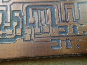 FAILED RepRap PCB Routing